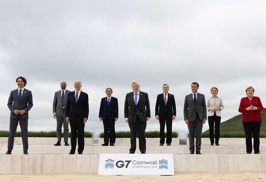 G7 Leaders Cornwall